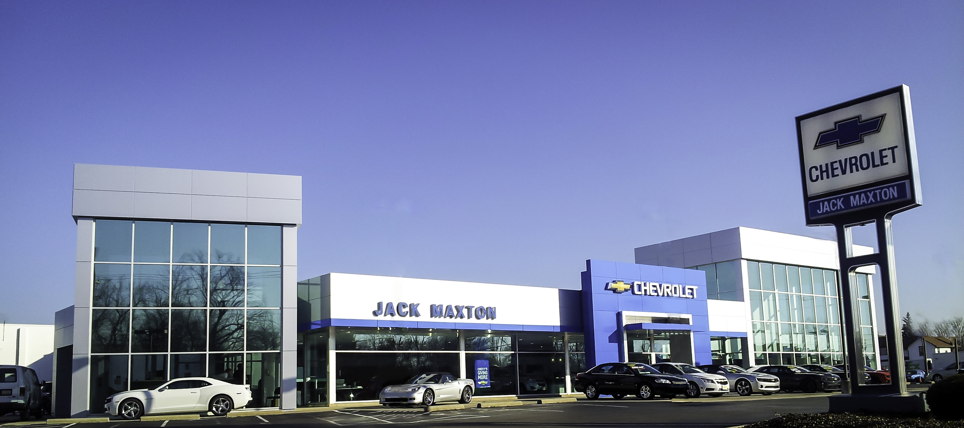 Jack Maxton Chevrolet | Home of the best
